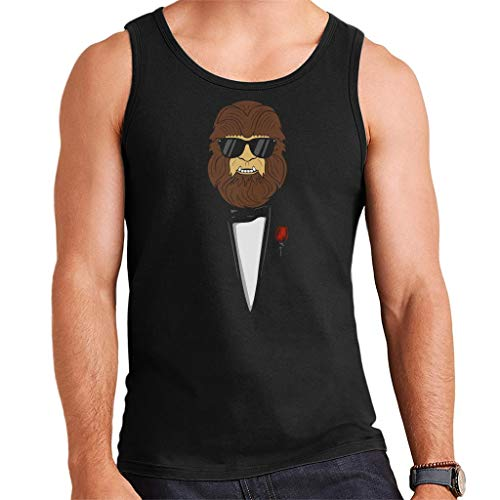 The Teen Wolf The Godfather Mashup Men's Vest