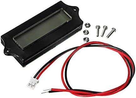 Módulo electrónico GY-6 Y6 12V 24V 36V 48V Batería ácida de plomo 2-15S Batería de litio Universal Ajustable 6-65V Pantalla verde Impermeable Impermeable Capacidad LCD Pantalla Indicador Voltímetro di