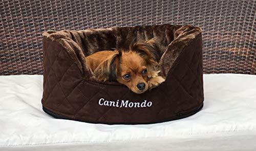 CaniMondo Hundebett Borsetta (XL, Choco braun)