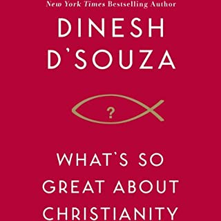 What's So Great About Christianity audiobook cover art