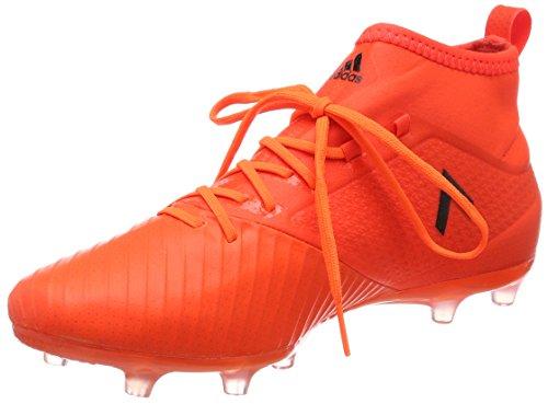 adidas Ace 17.2 FG, Botas de fútbol para Hombre, Multicolor (Solar Orange/Core Black/Solar Red), 41 1/3 EU