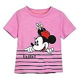 Disney Minnie Mouse Summer Fun T-Shirt for Girls, Size XL (14)