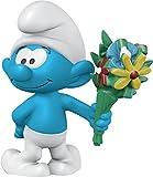 Schleich 20798 - Schlumpf mit Blumenstrauß