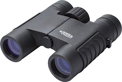 Tasco 10x25 Sierra - Prismático, Negro