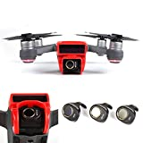 JLYLY UAV Accessoires 3 en 1 Caméra HD Drone ND8 & CPL & UV Filter Set for Objectif Accessoires Spark DJI