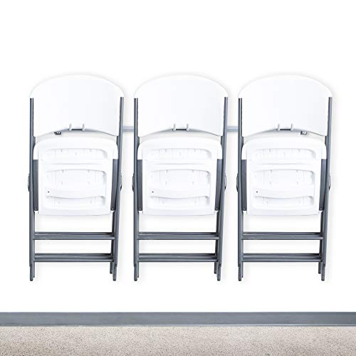 Monkey Bars Storage Folding Chair Racks (Large)