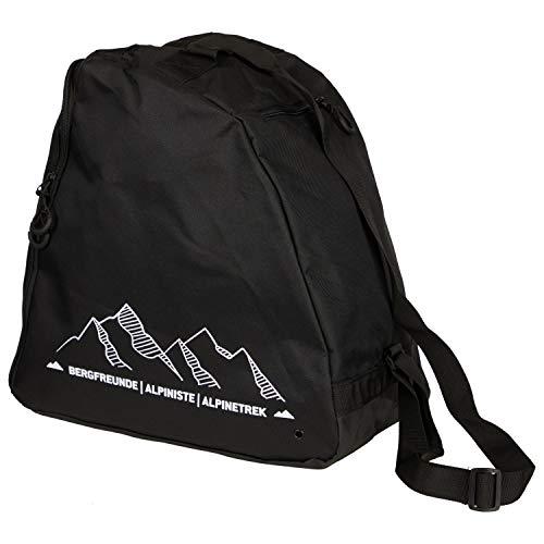 Bergfreunde.de Skischuhtasche Basic Schwarz One Size