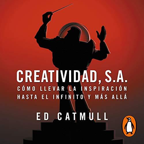Creatividad, S.A. [Creativity, S.A.] audiobook cover art