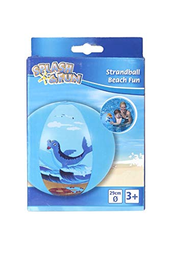 Splash & Fun Wasserball Beach Fun, 29 cm
