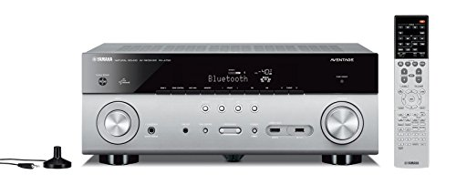 Yamaha RX-A750–AV-Receiver (am, FM, verkabelt, 24-Bit/192kHz, Surround)