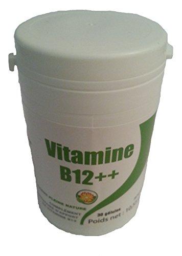 D.Plantes Vitamine B12++ 30 gélules Végan