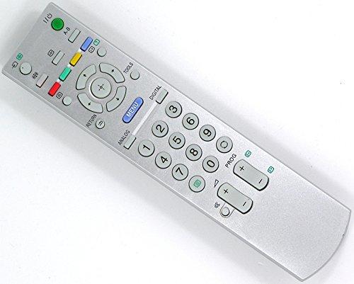 Ersatz Fernbedienung für SONY TV Fernseher Remote Control / SO01 / KDL-26P303H KDL-26S2000 KDL-26S2010 KDL-26S2020 KDL-26S2020E KDL-26S2030 KDL-26S2030E KDL-26S2030UKA KDL-26S2800 KDL-26S2810 KDL-26S2820 KDL-26S3000 KDL-26S3000AEP KDL-26S3000UK KDL-26S3010 KDL-26S3020 KDL-26S4000 KDL-26S4010 KDL-26T2600 KDL-26T260H KDL-26T2800 KDL-26T3000 KDL-26U2000 KDL-26U2000E KDL-26U2000U KDL-26U2500 KDL-26U2520 KDL-26U2530 KDL-26U3000 KDL-26U3000AEP KDL-26U3000E KDL-26U3000UK KDL-26U3020