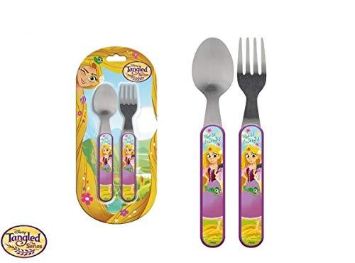 NUBY Acier inoxydable Couverts Set fourchette cuillère couteau enfant FEEDIN Toddler Training
