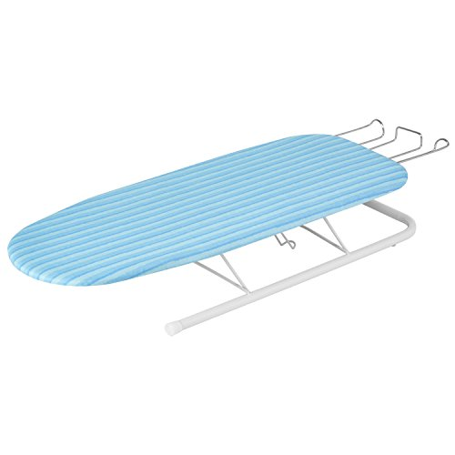 Honey-Can-Do Tabletop Ironing Board with Retractable Iron Rest