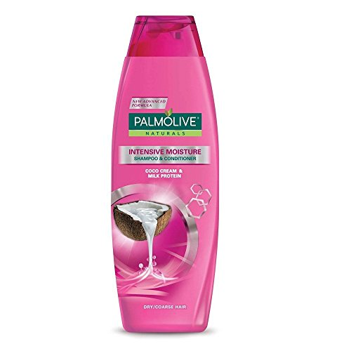 Palmolive Naturals Intensive Moisture Shampoo & Conditioner Dry/Course Hair 180ml