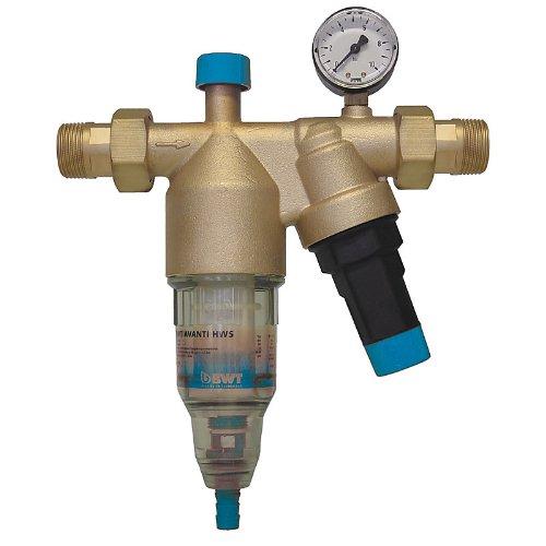 Diago Avanti Hauswasserstation von BWT Wasserfilter mit Rückspülfilter
