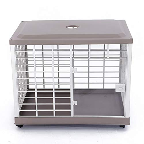 Gabbia per animali gabbia per cani gabbia quadrata piccola gabbia per animali cane casa per cani casa per gatti gabbia per cani casa mobile gabbia per animali domestici quadrata gabbia per animali a u