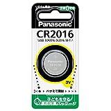 パナソニック ボタン電池CR2016P