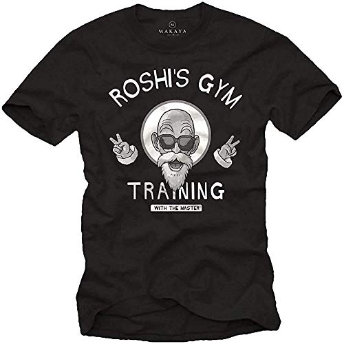 rongxin Roshi's Gym T-Shirt - Training with The Master