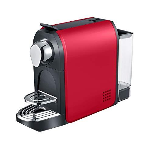 ZOUSHUAIDEDIAN Piccolo caffè Espresso Macchina caffè Capsule caffè, for Le Capsule compatibili con 19 Bar ad Alta Pressione Pompa, 0.7L Serbatoio Removibile, Tenere al Caldo