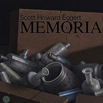 Scott Howard Eggert - Memoria (feat. Christopher Kiver) [Live]