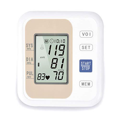 SXFYMWY Sphygmomanometer Arm Home Precisie Meting Instrument Automatische Meting en Geheugen Store Intelligente Bloeddruk Monitor