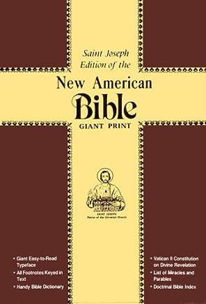 New American Bible: St Joseph Edition