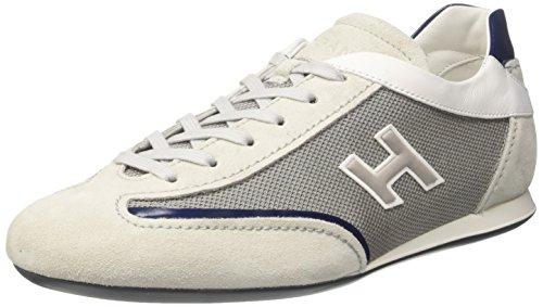 Hogan Hxm05201682Fjv690N, Sneaker Uomo, Multicolore (Grigio/City/Bal), 42 EU