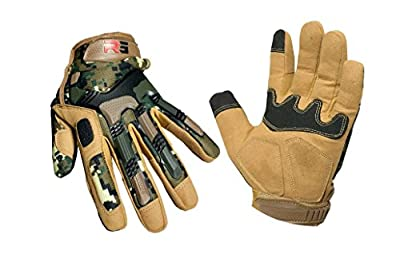 Recon Gear Eco Tactical Touchscreen Winter Protective Gloves