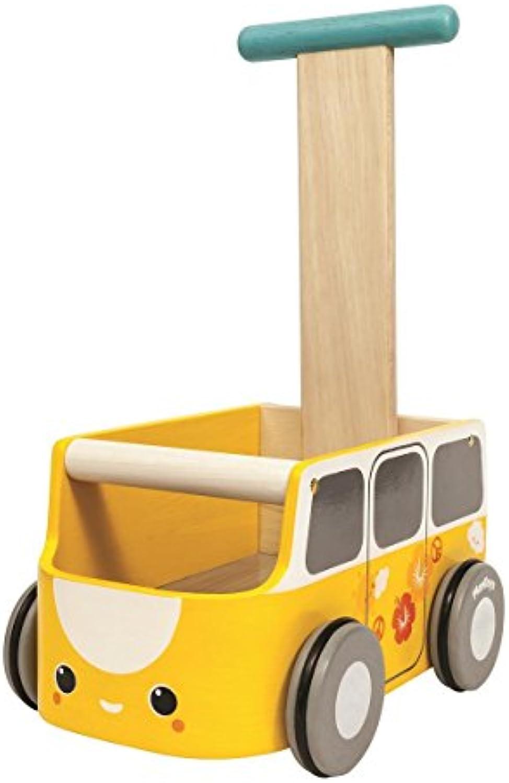 Plan Toys Gelb Walker Van by Plan Toys