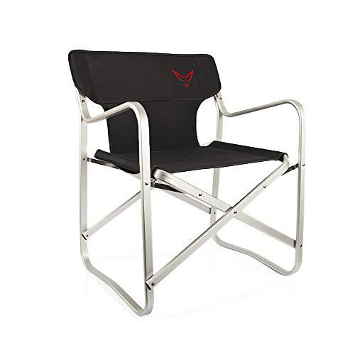 RACEFOXX Chaise de camping pliante Chaise de pêche Chaise de pêche Chaise de pêche