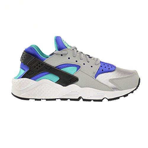 the latest 8a9a7 debdc Nike Air Huarache Run Women s Shoes Wolf Grey Light Retro-Artisan  Teal-Persian Violet 634835-008