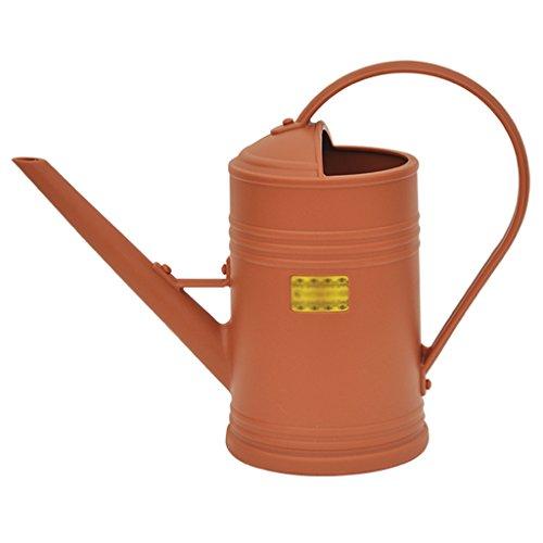 Wddwarmhome Réservoir d'arrosage 1.5L de résine de bidon d'enfant de ménage de bouteille de jet d'enfant ( Couleur : Light orange )