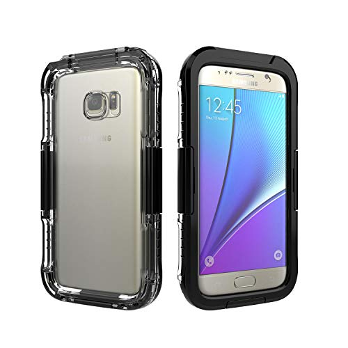 Waterproof Shockproof Dust Proof Life Cover Case For Samsung Galaxy S6/S6 Edge