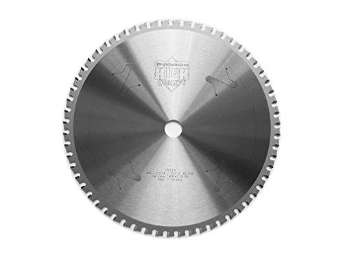jjw de Alemania HM–Hoja de sierra circular Stella 305x 25,4Z = 60WWF para ángulo de acero, hierro, diseño acero, 1pieza, 4250980601315
