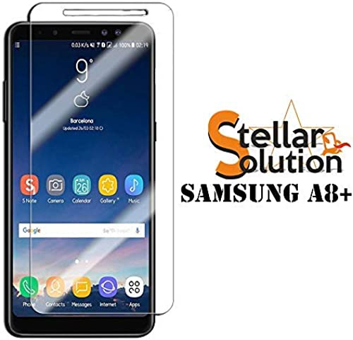 Tempered Glass For SAMSUNG A8 PLUS SAMSUNG A8 PLUS Temper Glass SAMSUNG A8 PLUS Screen Guard SAMSUNG Galaxy A8 PLUS Tempered Glass Galaxy A8 PLUS Screen Guard By BK Jain