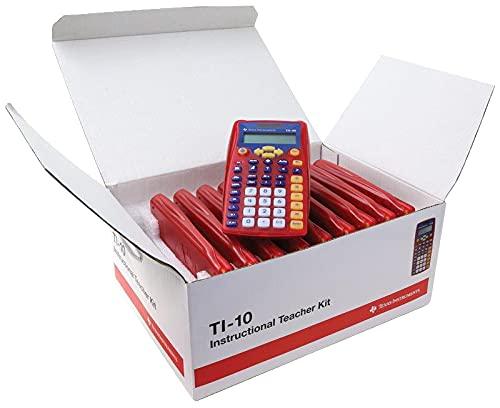 Calculadora de matemática Texas Instruments 10/TKT/2L1/A TI