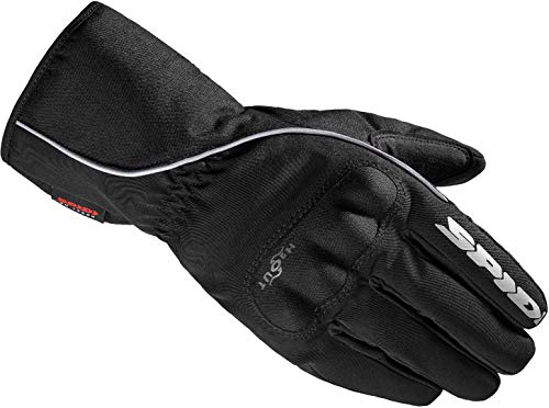 Spidi WNT-2 Damen Motorrad Handschuhe Schwarz L