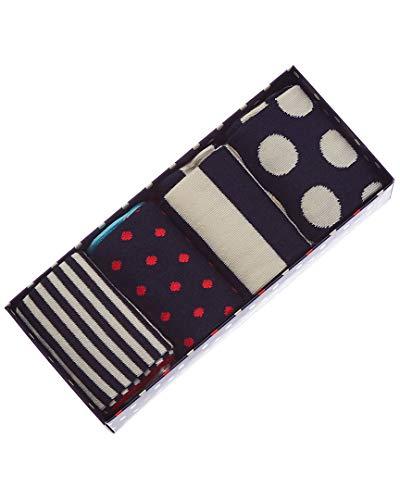 Happy Socks, Damensocken in Geschenkbox, gestreift Gr. Einheitsgröße, Mehrfarbig 1