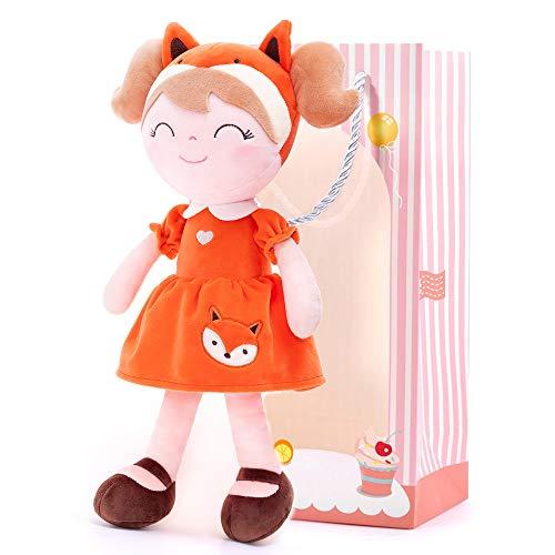 Gloveleya Weiche Puppe Stoffpuppe Puppe...