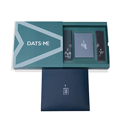 DatsMe – Nutritionme, Test Genético de Nutrición Personalizada, Incluye Kit de Adn