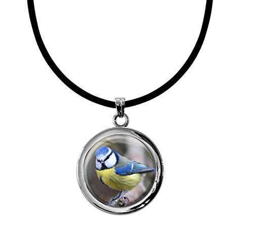 Kettenanhänger/Meise/Vögel