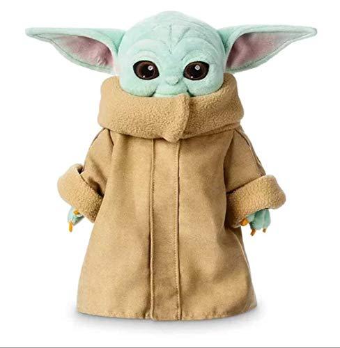 N\ A Baby Yoda Peluche Master Yoda Baby Doll, Año Nuevo 30cm