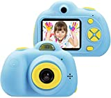 R K GIFT GALLERY Kids Digital Camera with Soft Silicone Shell2.0 inch Screen