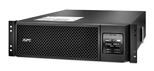 APC Dell Smart-UPS SRT 5000VA RM–UPS (montaje en rack/Externo) -