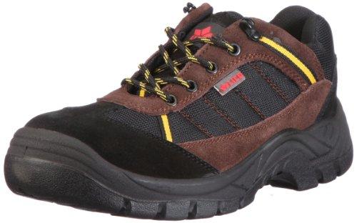 Lico Security Low, Zapatos de Seguridad para Hombre, Negro, 46 EU