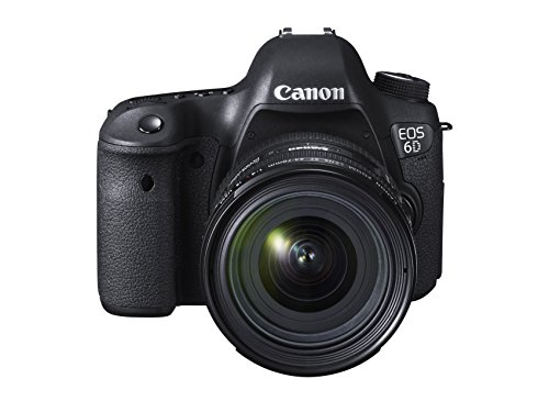 Camara Reflex Canon 6D  Marca Canon