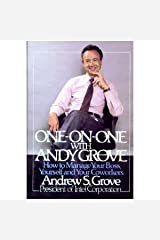 One-on-One with Andy Grove Hardcover