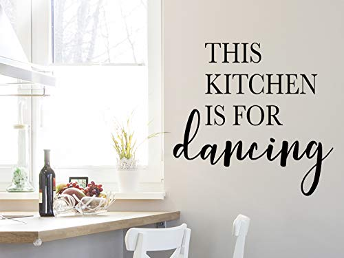 this kitchen is for dancing - 5