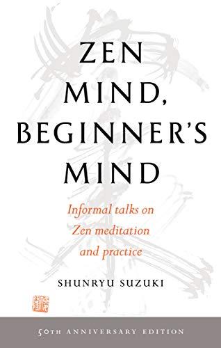 Zen Mind, Beginner's Mind: 50th Anniversary Edition (SHAMBHALA)